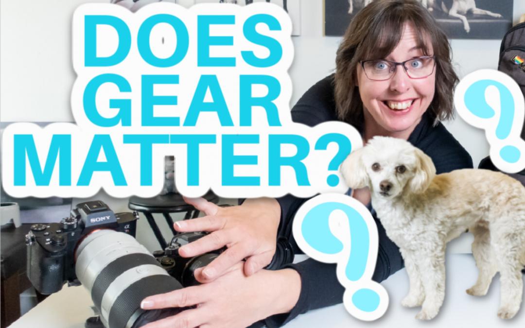 Does Gear Matter?